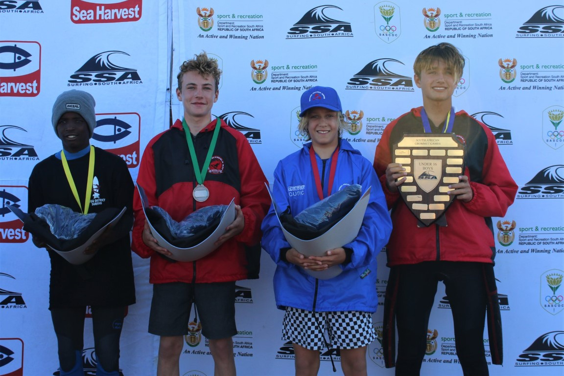 SeaHarvest Grom Games - MillersLocal